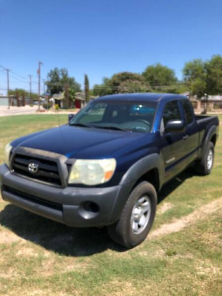 2008 Toyota Tacoma for sale at Carzready in San Antonio TX