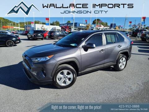 2019 Toyota RAV4 for sale at WALLACE IMPORTS OF JOHNSON CITY in Johnson City TN