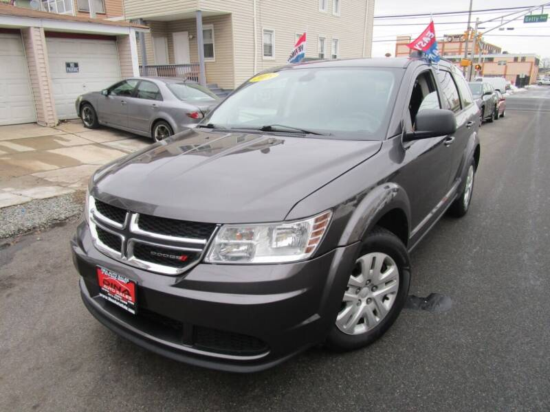 2018 Dodge Journey for sale at Dina Auto Sales in Paterson NJ