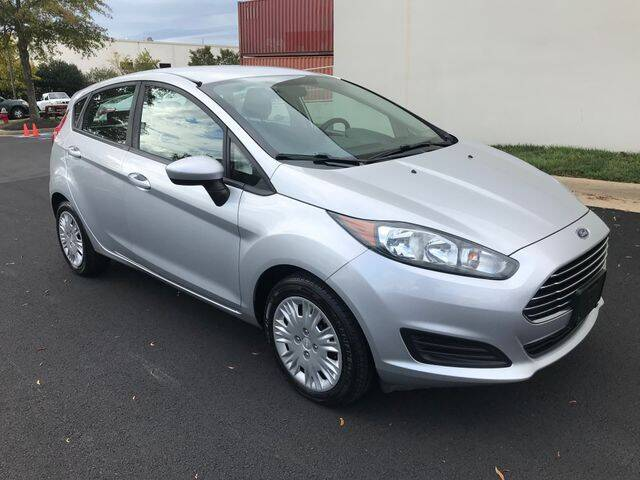 2016 Ford Fiesta for sale at SEIZED LUXURY VEHICLES LLC in Sterling VA