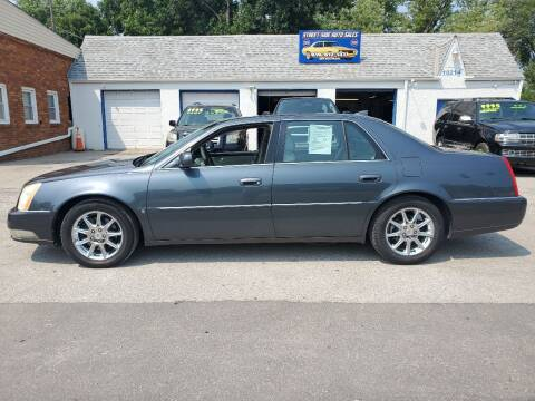2010 Cadillac DTS for sale at Street Side Auto Sales in Independence MO