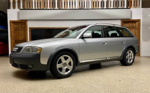 2005 Audi Allroad for sale at EuroMotors LLC in Lee MA