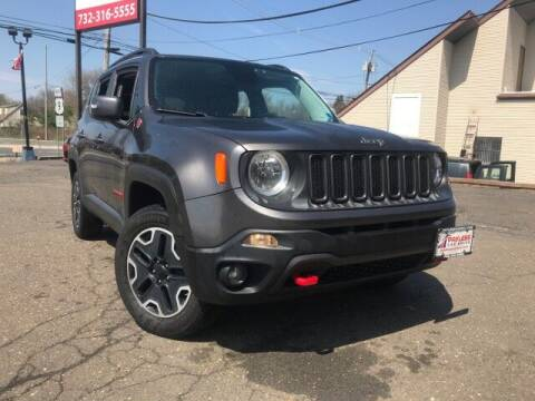 2016 Jeep Renegade for sale at PAYLESS CAR SALES of South Amboy in South Amboy NJ