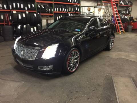2011 Cadillac CTS for sale at MG Auto Sales in Pittsburgh PA