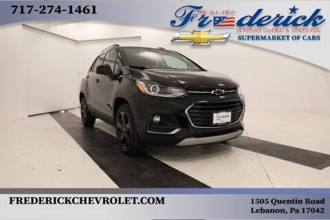 2018 Chevrolet Trax for sale at Lancaster Pre-Owned in Lancaster PA