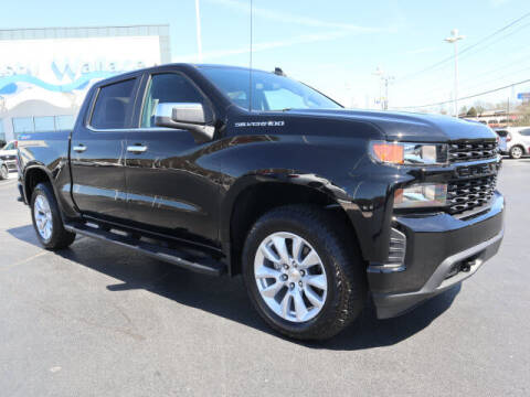 2020 Chevrolet Silverado 1500 for sale at RUSTY WALLACE HONDA in Knoxville TN