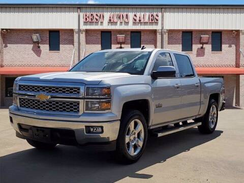 2014 Chevrolet Silverado 1500 for sale at Best Auto Sales LLC in Auburn AL