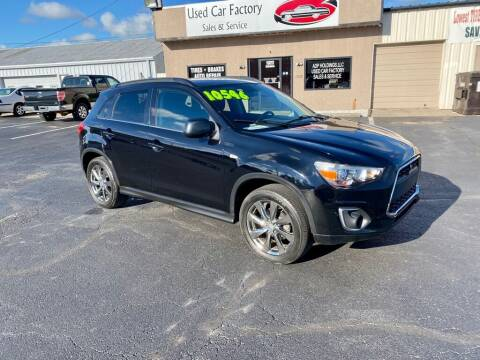 2013 Mitsubishi Outlander Sport for sale at Used Car Factory Sales & Service Troy in Troy OH