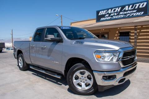 2019 RAM Ram Pickup 1500 for sale at Beach Auto and RV Sales in Lake Havasu City AZ
