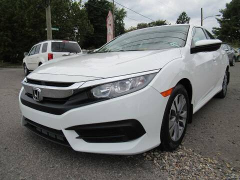 2017 Honda Civic for sale at PRESTIGE IMPORT AUTO SALES in Morrisville PA
