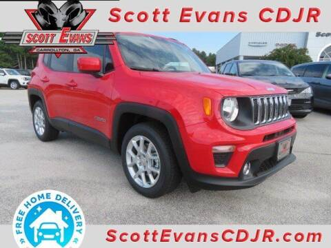 2019 Jeep Renegade for sale at SCOTT EVANS CHRYSLER DODGE in Carrollton GA