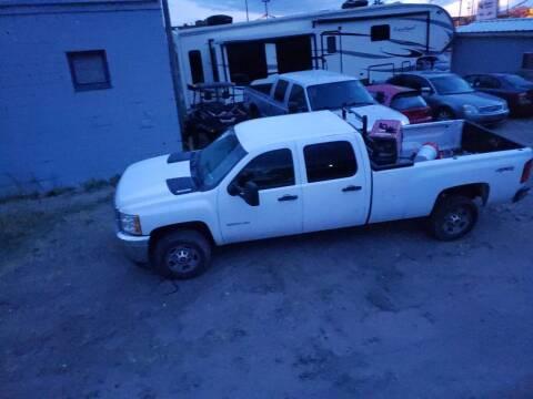 2014 Chevrolet Silverado 2500HD for sale at DK Super Cars in Cheyenne WY