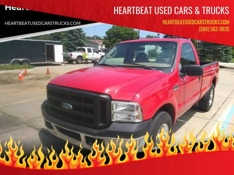 2006 Ford F-350 Super Duty for sale at Heartbeat Used Cars & Trucks in Clinton Twp MI