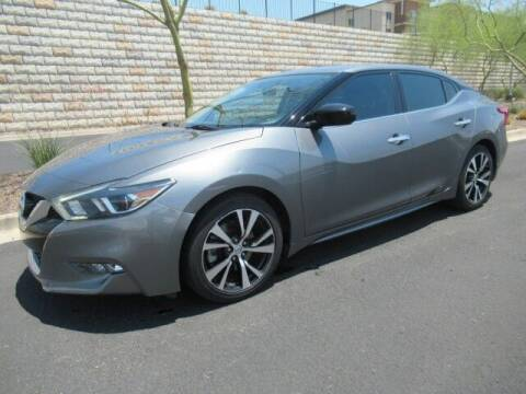 2017 Nissan Maxima for sale at Curry's Cars Powered by Autohouse - Auto House Tempe in Tempe AZ