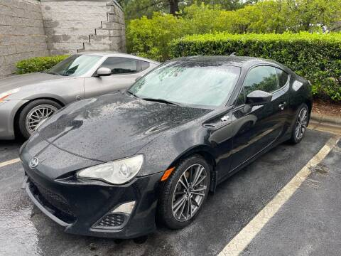2015 Scion FR-S for sale at Weaver Motorsports Inc in Cary NC