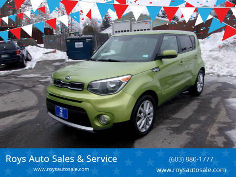 2017 Kia Soul for sale at Roys Auto Sales & Service in Hudson NH