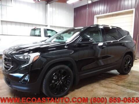 2020 GMC Terrain for sale at East Coast Auto Source Inc. in Bedford VA