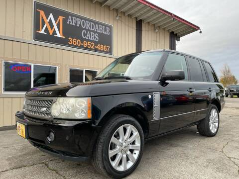2006 Land Rover Range Rover for sale at M & A Affordable Cars in Vancouver WA