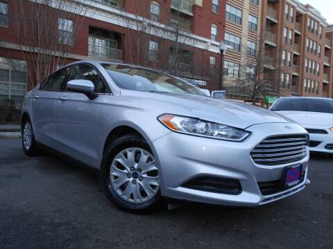 2014 Ford Fusion for sale at H & R Auto in Arlington VA