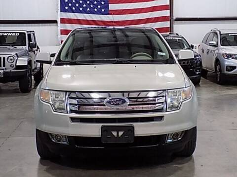 2007 Ford Edge for sale at Texas Motor Sport in Houston TX