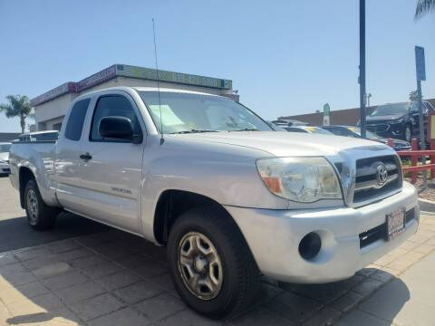 2009 Toyota Tacoma for sale at CARCO SALES & FINANCE in Chula Vista CA