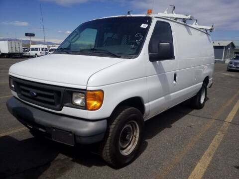 2007 Ford E-Series Cargo for sale at Mister Auto in Lakewood CO