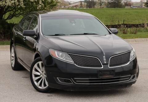 2014 Lincoln MKS for sale at Big O Auto LLC in Omaha NE