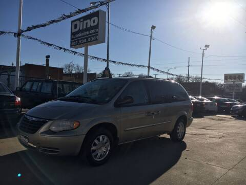 2005 Chrysler Town and Country for sale at Dino Auto Sales in Omaha NE