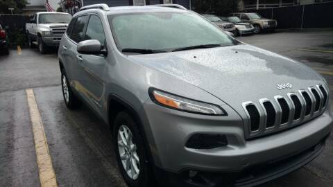2014 Jeep Cherokee for sale at Graft Sales and Service Inc in Scottdale PA
