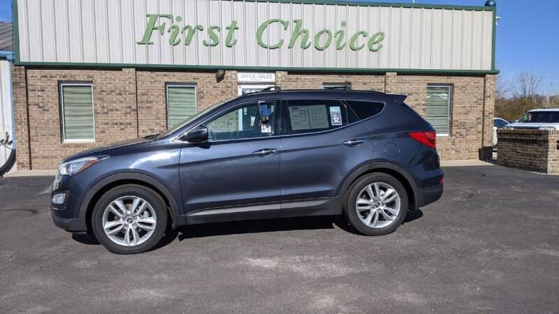 2013 Hyundai Santa Fe Sport for sale at First Choice Auto in Greenville SC