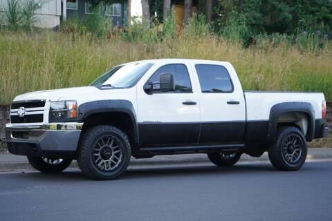 2012 Chevrolet Silverado 2500HD for sale at Beaverton Auto Wholesale LLC in Hillsboro OR