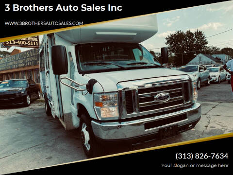 2015 Ford E-Series Chassis for sale at 3 Brothers Auto Sales Inc in Detroit MI