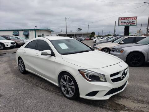 2015 Mercedes-Benz CLA for sale at Jamrock Auto Sales of Panama City in Panama City FL