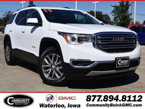2019 GMC Acadia for sale at Community Buick GMC in Waterloo IA