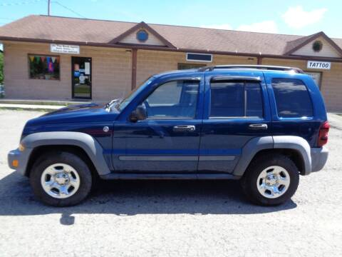 2005 Jeep Liberty for sale at On The Road Again Auto Sales in Lake Ariel PA