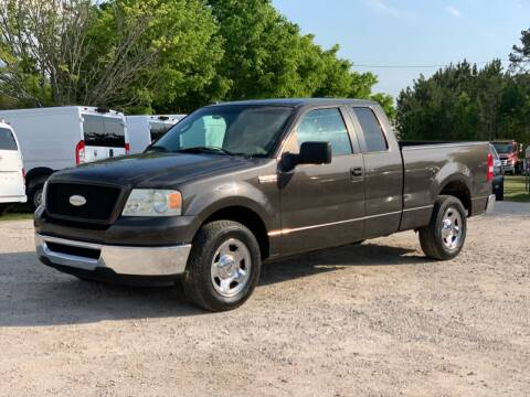 2006 Ford F-150 for sale at DAB Auto World & Leasing in Wake Forest NC