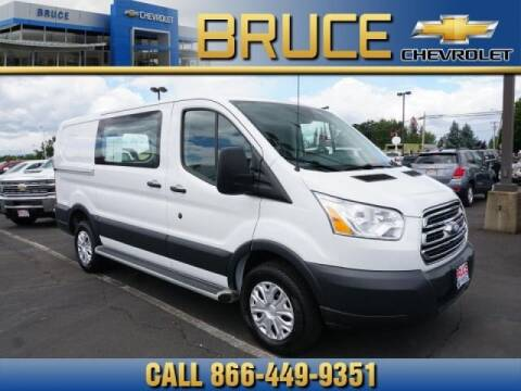 2018 Ford Transit Cargo for sale at Medium Duty Trucks at Bruce Chevrolet in Hillsboro OR