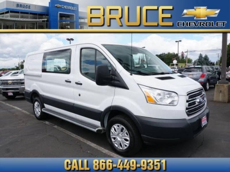 2018 Ford Transit Cargo for sale at Medium Duty Trucks at Bruce Chevrolet in Hillsboro OR