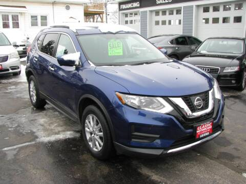 2017 Nissan Rogue for sale at CLASSIC MOTOR CARS in West Allis WI