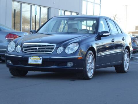 2006 Mercedes-Benz E-Class for sale at Loudoun Motor Cars in Chantilly VA