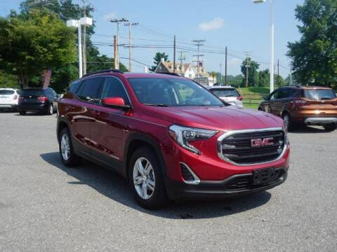 2018 GMC Terrain for sale at ANYONERIDES.COM in Kingsville MD