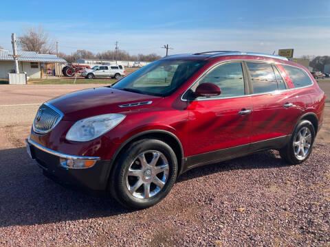 2008 Buick Enclave for sale at Dakota Auto Inc. in Dakota City NE