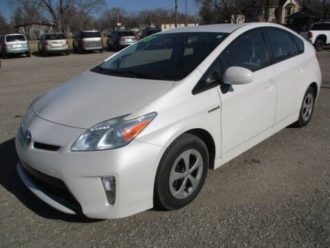 2013 Toyota Prius for sale at Dons Carz in Topeka KS