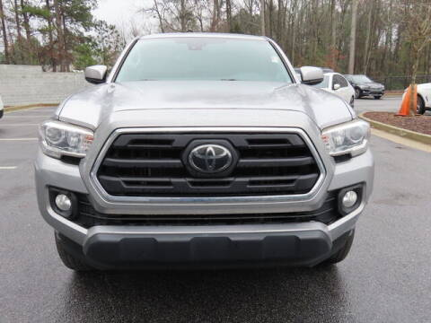 2018 Toyota Tacoma for sale at Southern Auto Solutions - BMW of South Atlanta in Marietta GA