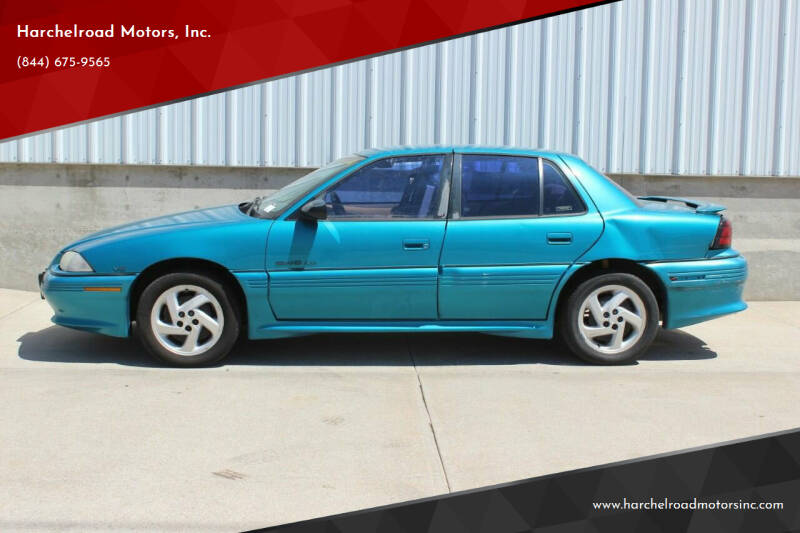 1995 Pontiac Grand Am for sale at Harchelroad Motors, Inc. in Imperial NE