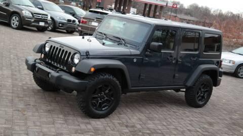 2018 Jeep Wrangler JK Unlimited for sale at Cars-KC LLC in Overland Park KS