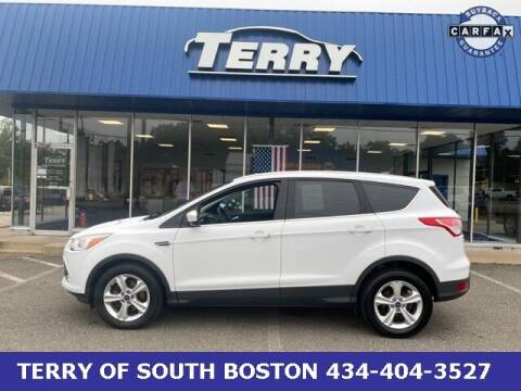 2014 Ford Escape for sale at Terry of South Boston in South Boston VA