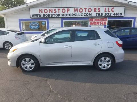 2011 Toyota Matrix for sale at Nonstop Motors in Indianapolis IN