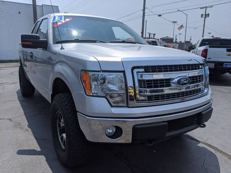 2013 Ford F-150 for sale at GREAT DEALS ON WHEELS in Michigan City IN