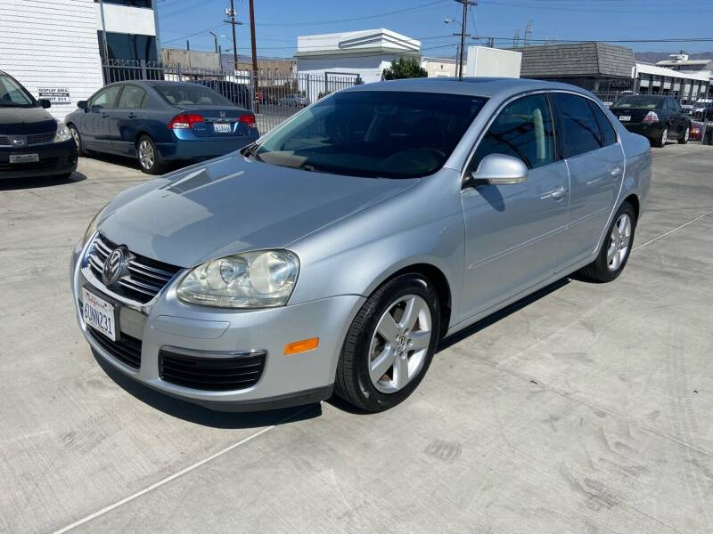 2008 Volkswagen Jetta for sale at Galaxy of Cars in North Hollywood CA